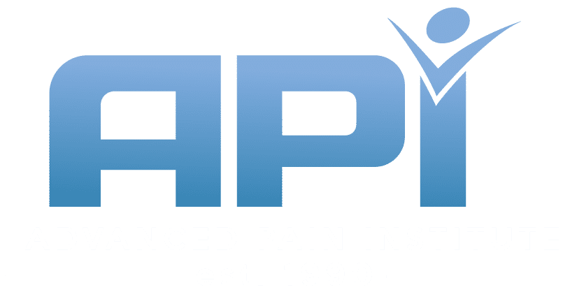 API logo | Advanced Pain Institute | Arcadia and Encino